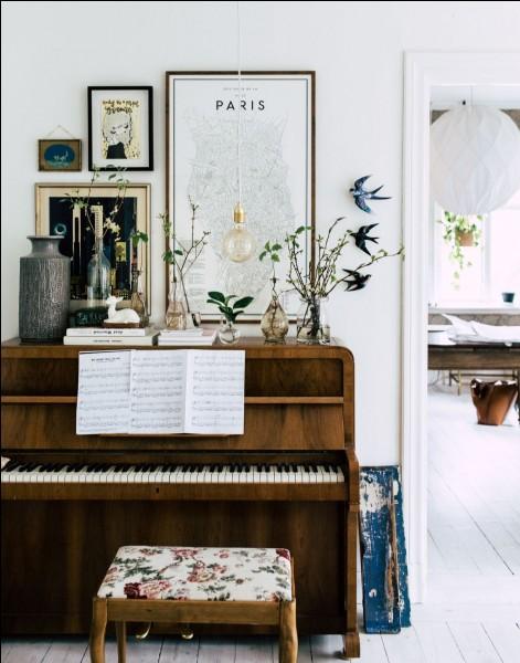 Le piano est un instrument à ...