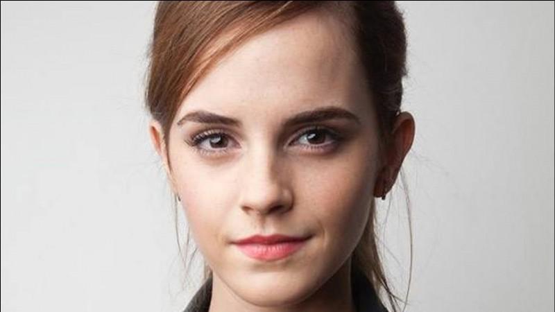Quand est née l'actrice Emma Watson ?