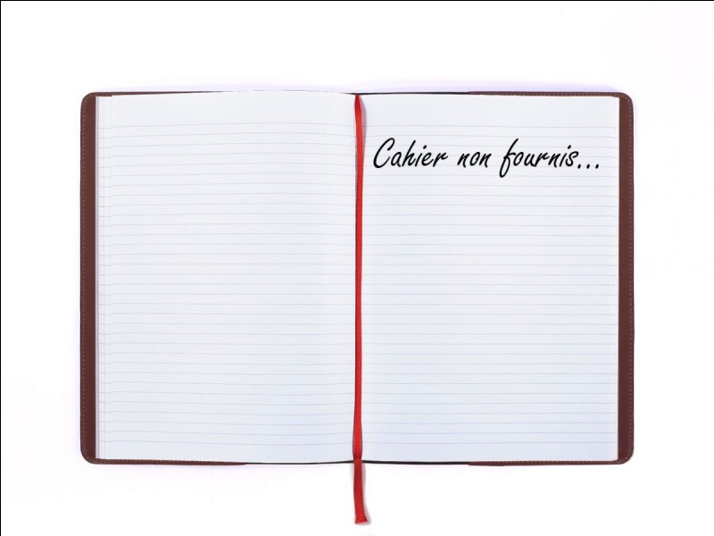 Comment les terroristes récupèrent-ils un cahier de la Mort ?
