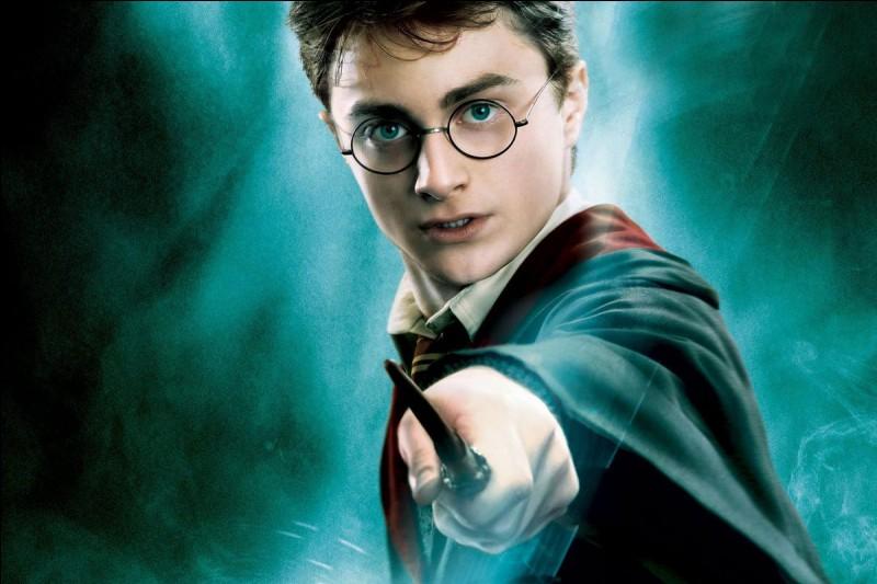 Dans quelle maison est Harry ?