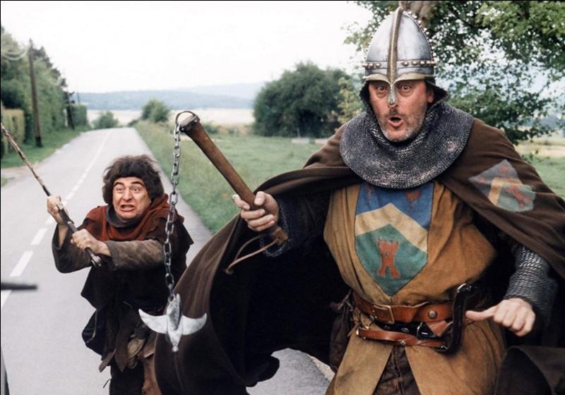 C'est un film français réalisé par Jean-Marie Poiré, sorti en 1993. Le film raconte l'histoire de deux hommes, le comte Godefroy de Montmirail et son serviteur Jacquouille, transportés par magie dans le temps afin d'éviter la mort accidentelle du beau-père de Godefroy. Mais, à la suite d'une erreur, au lieu de remonter le temps de quelques jours,ils sont transportés du XIIesiècle à la fin du XXe