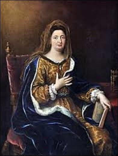 ''Portrait de Françoise d'Aubigné, marquise de Maintenon, représentée en Sainte-Françoise Romaine'' est un tableau datant de 1694. Quel classiciste est à l'origine de cette peinture ?