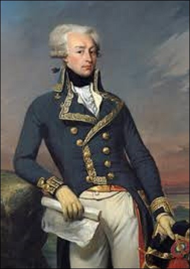A quel peintre d'histoire et de portraits doit-on ce tableau, datant de 1834, nommé ''Portrait de Gilbert Motier, marquis de La Fayette, en uniforme de lieutenant-général de 1791'' ?