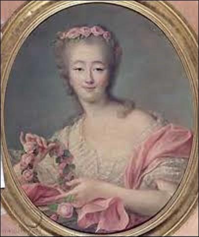 A quel artiste, spécialiste des portraits, doit-on ce tableau représentant Madame du Barry, en 1770 ?