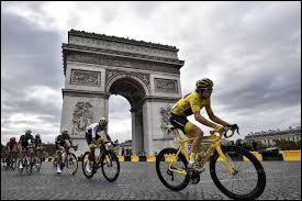 Quel est le nom de la célèbre compétition cycliste qui a lieu principalement en France au mois de juillet ?