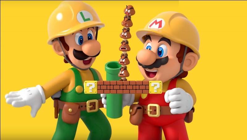 D'après certaines théories, Mario est...