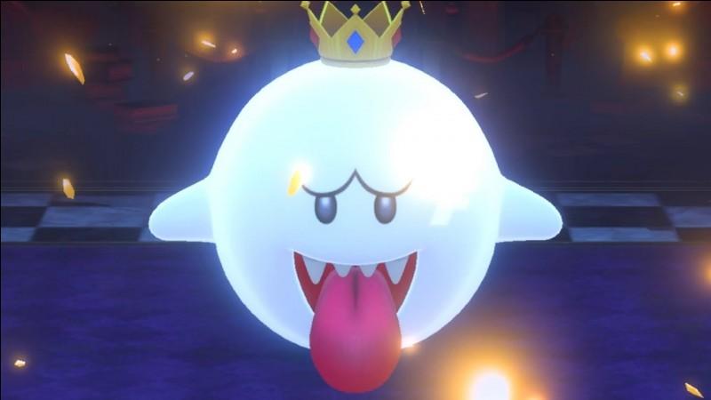 Dans le DLC de Mario Kart 8, y a-t-il King Boo ?