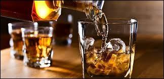 Il est conseillé de boire de l'alcool.