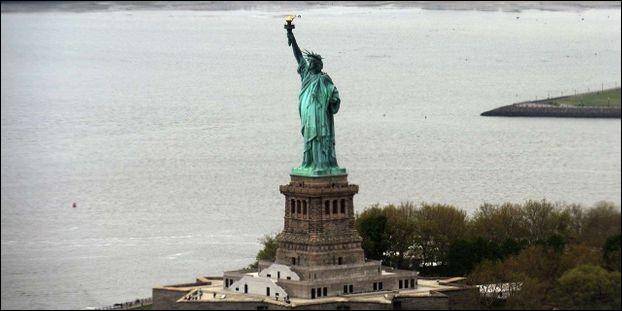Où se trouve ce monument ? (Statue de la Liberté)
