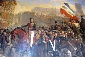 Durant quel siècle a eu lieu la Monarchie de Juillet ?