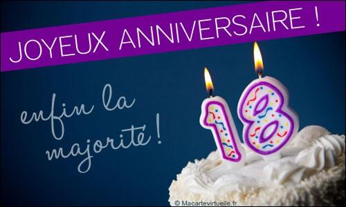 En France, en quelle année la majorité est-elle passée de 21 à 18 ans?