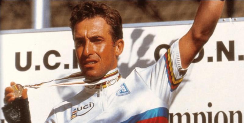 Cycliste français, victorieux au championnat du monde 1994, c'est ... Leblanc.