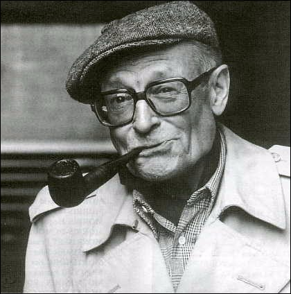 """Ecrivain, auteur de nombreux romans policiers, dont la série """"Nestor Burma"""", c'est ... Malet."""