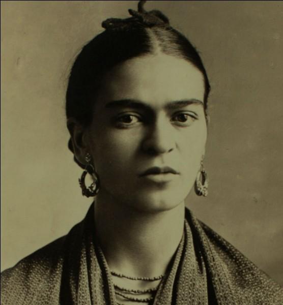 La peintre Frida Kahlo est née en...