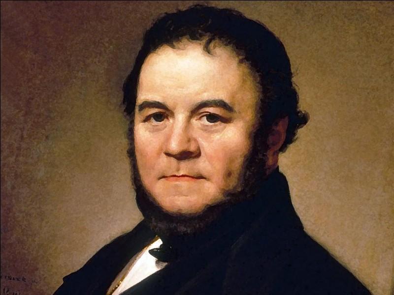 L'écrivain Stendhal est né en...