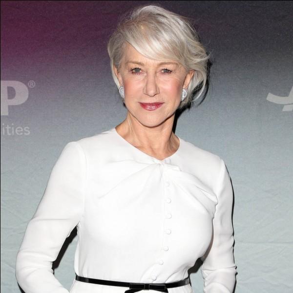 L'actrice Helen Mirren est née en...