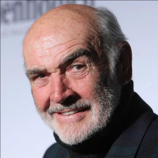 L'acteur Sean Connery est né en...