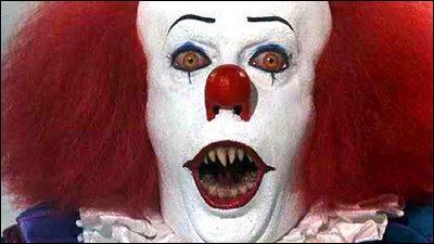 En VF, le clown de 'Ca' s'appelle Grippe-sous, qu'en est-il en VO?