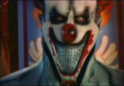 Horny est le méchant clown de: