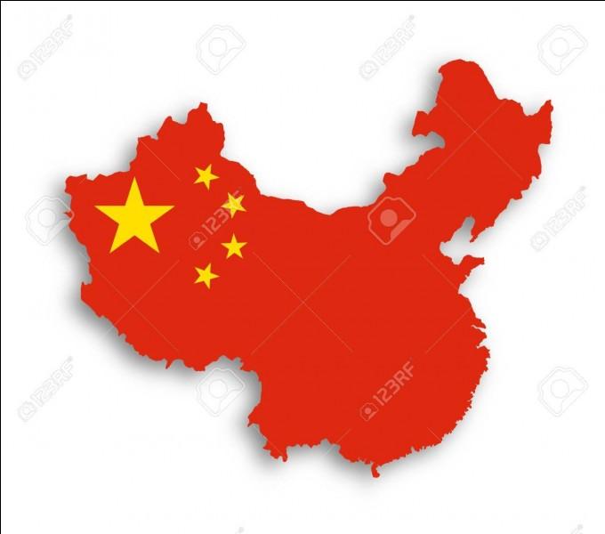 La Chine est le pays le plus peuplé.