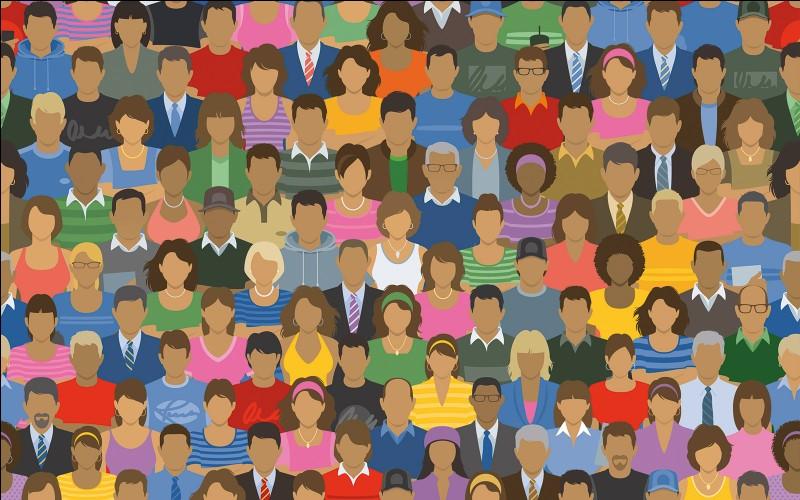 Quel pays a la densité de population la plus forte ?