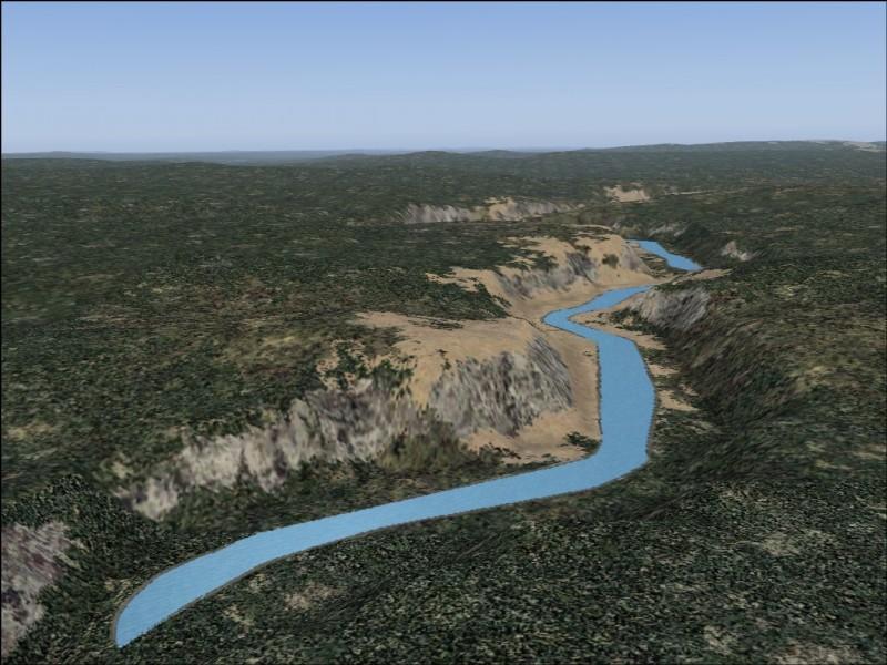 Le plus long fleuve du monde est...