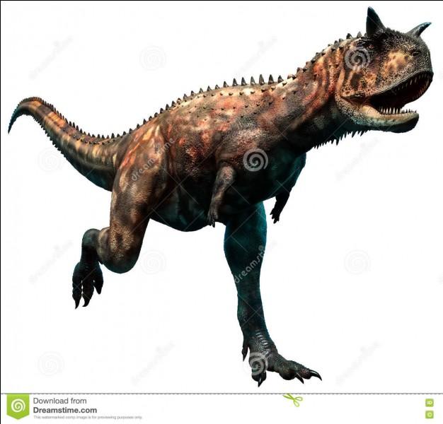 La plupart des dinosaures étaient carnivores.