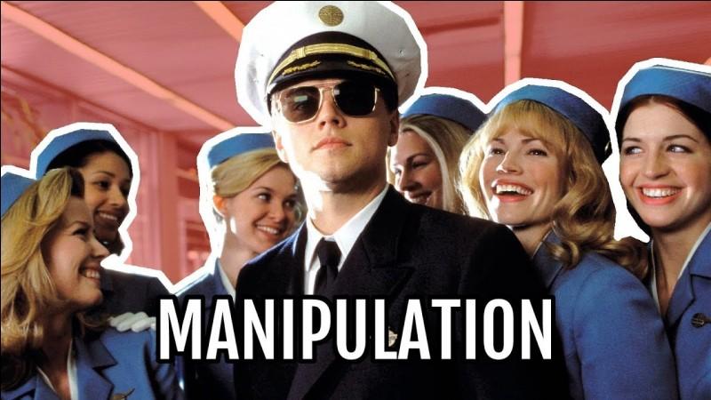 """Qui poursuit Leonardo DiCaprio dans le film """"Arrête-moi si tu peux"""" ?"""