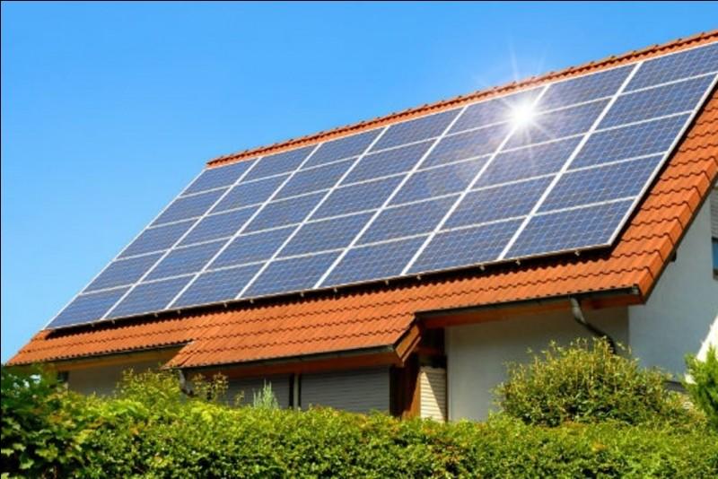 Qu'est-ce qu'un panneau solaire ?