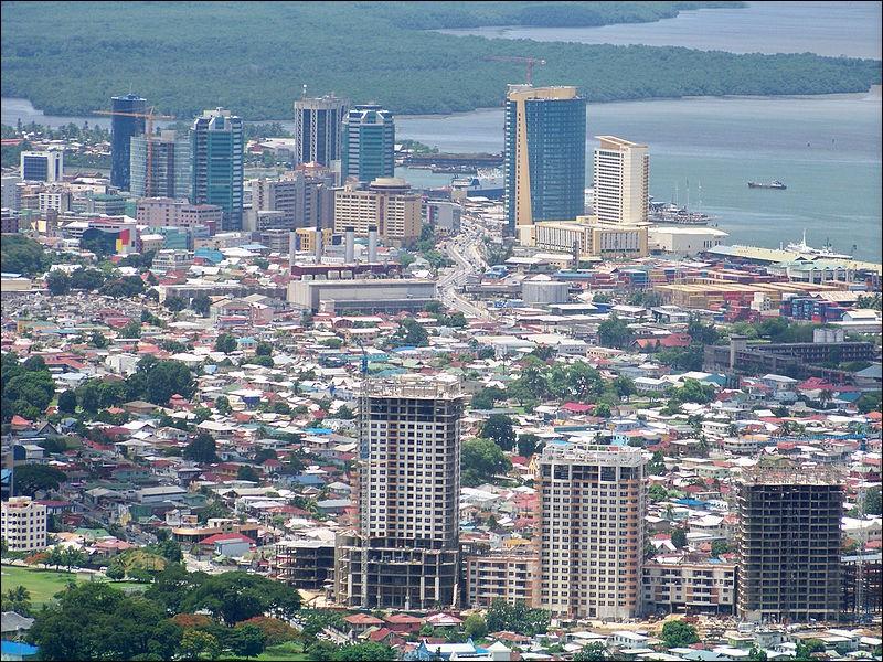 Port-d'Espagne est la capitale de quel pays ?