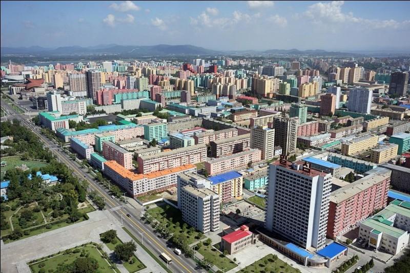 Pyongyang est la capitale de quel pays ?