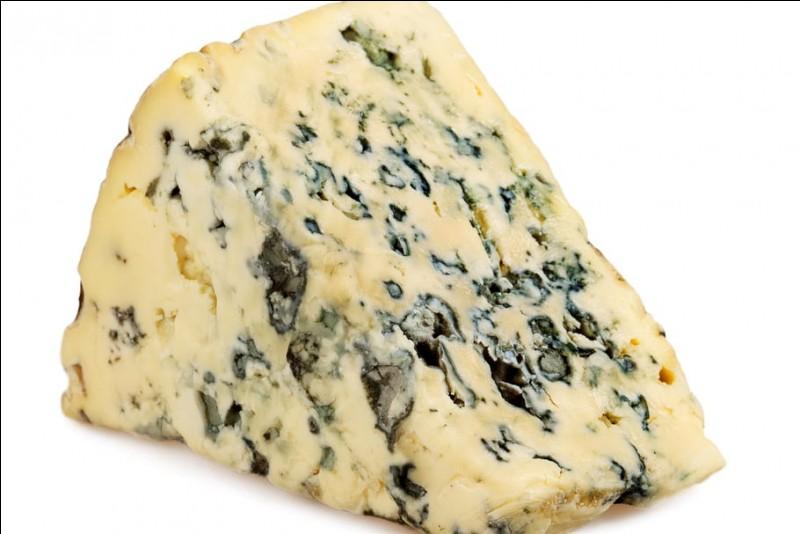 """Avec le lait de quel animal est fabriqué ce fromage """"bleu"""", le Roquefort ?"""