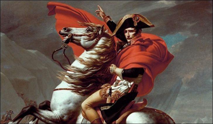 Quelle couleur est également une victoire napoléonienne ?