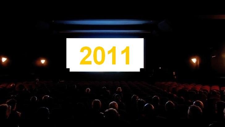 Cinéma 2011