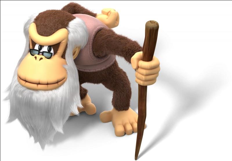 Personnage à débloquer - Quelles sont les caractéristiques de Cranky Kong ?