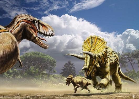 La famille des théropodes - 1