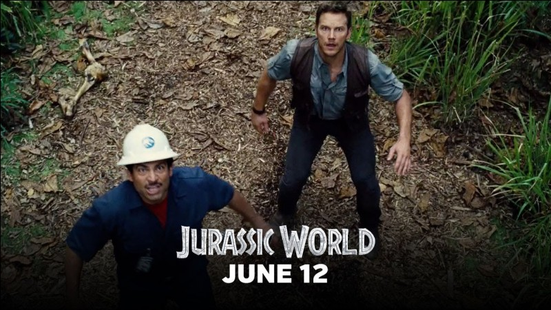 Jurassic World : qui tue Ellis ?