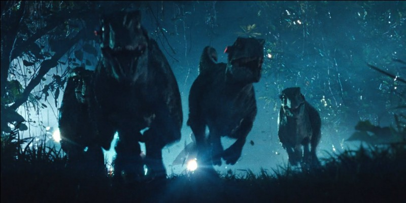 Jurassic World : qui tue les soldats d'In-Gen ?