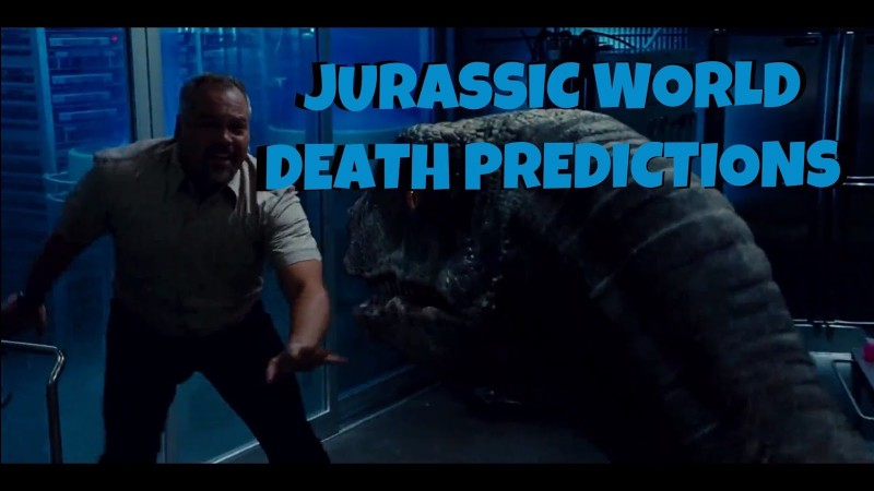 Jurassic World : qui tue Vic Hoskins ?