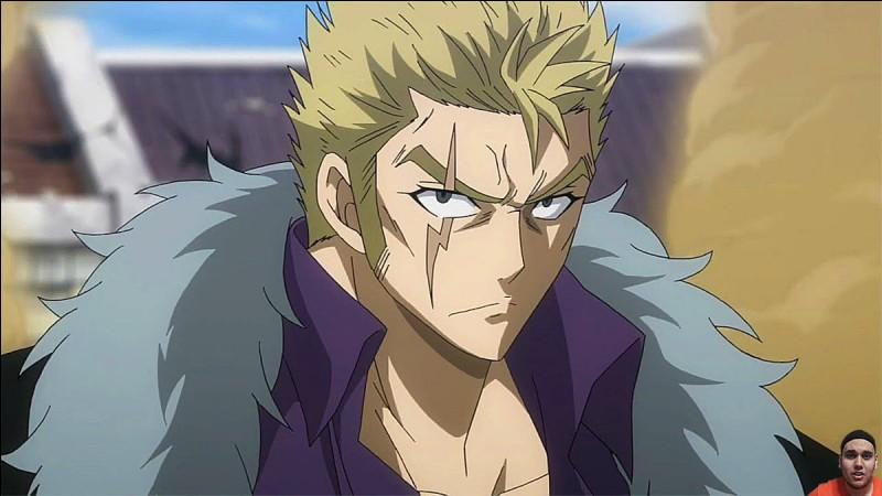 """Pendant la """"Battle of Fairy Tail"""", qui a réussi à battre un des membres de l'unité de Raijin ?"""
