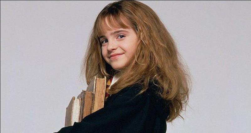 La meilleure amie du héros se nomme Hermione Granger.
