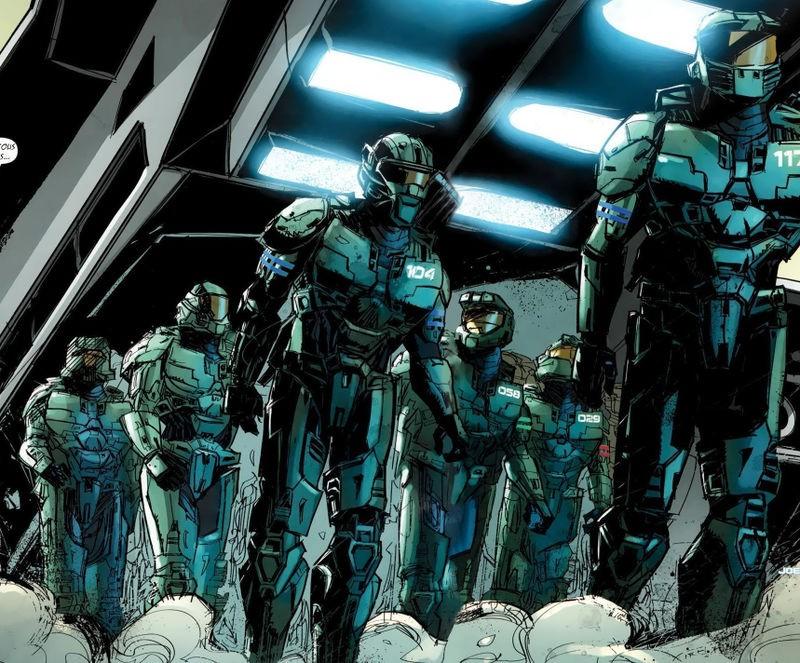 Quizz sur le projet SPARTAN-II de Halo