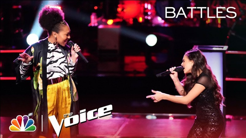 "De qui ""The Voice"" est-il le surnom ?"