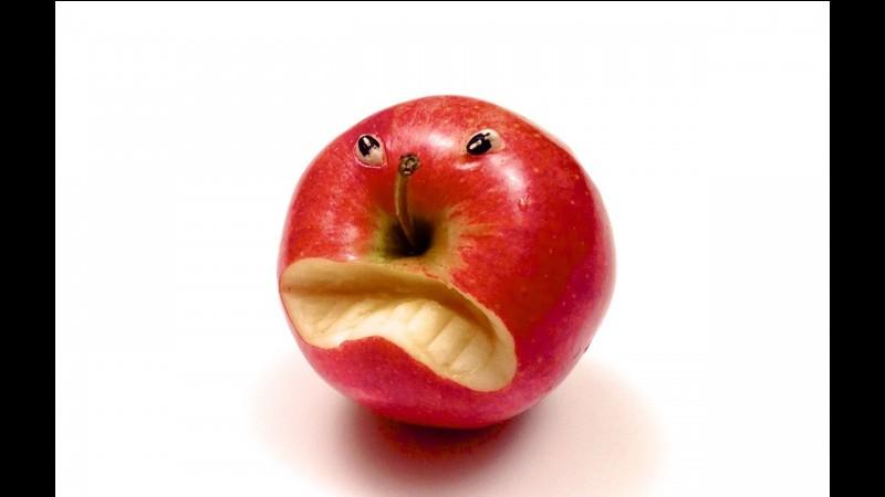 """""""On nous prend encore pour des pommes"""". C'est un indice pour le film..."""