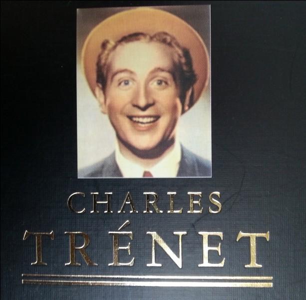Quelle est la ville natale de Charles Trénet ?