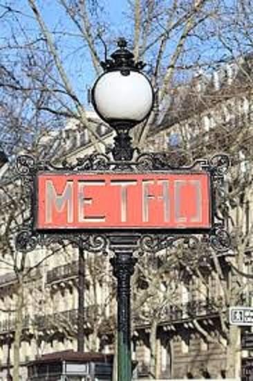 Les stations de métro de Paris (2)