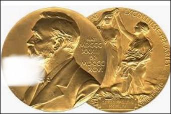 Quel prix Nobel n'existe pas ?