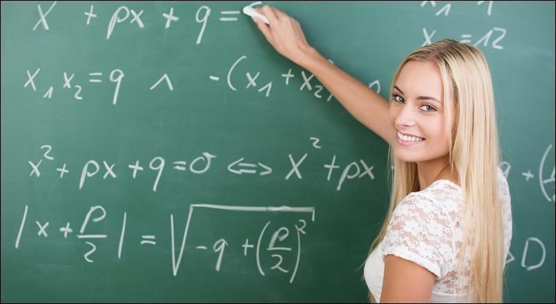 Si on commence à (0;0) dans un système de coordonnées rectangulaires et qu'on va 5 à droite et 6 en bas, où est-on ?