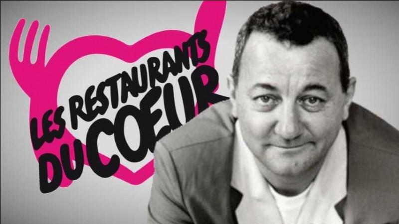 """Coluche a créé """"Les Restaurants du coeur"""" en 1985. En quelle année est-il mort ?"""