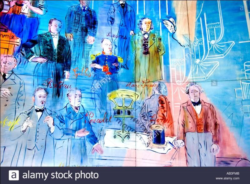 Quelle est la ville de naissance de Raoul Dufy ?